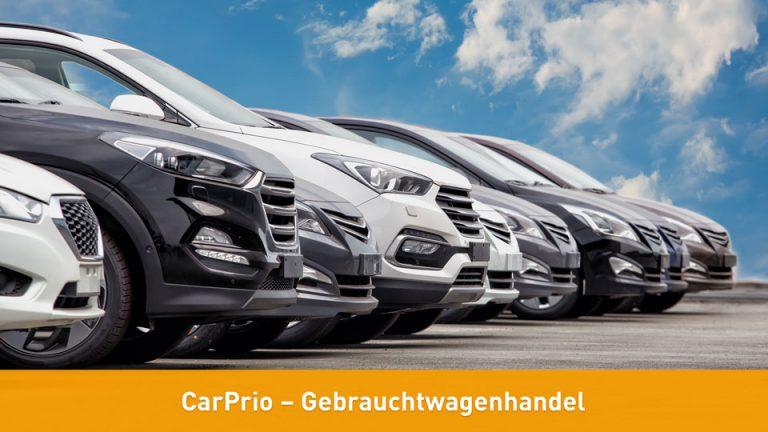 CarPrio - Gebrauchtwagenhandel