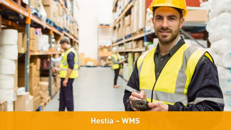Hestia - WMS Warehouse Management System