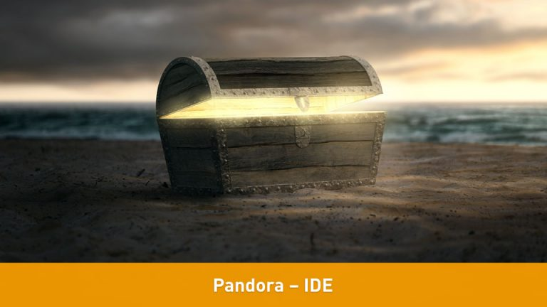 Pandora - IDE Integrierte Entwicklungsumgebung
