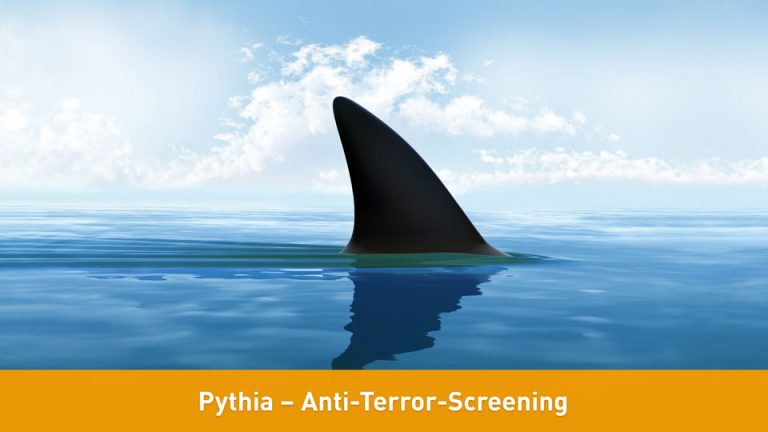 Pythia - Anti-Terror-Screening Sanktionsmonitor