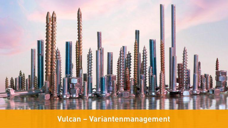 Vulcan - Variantenmanagement