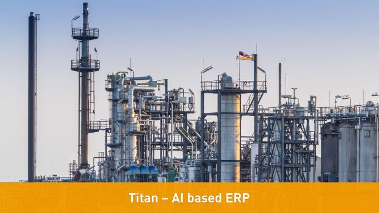 Titan – AI based ERP