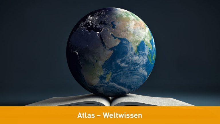 Atlas - Weltwissen