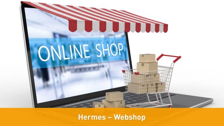 Hermes - WebShop