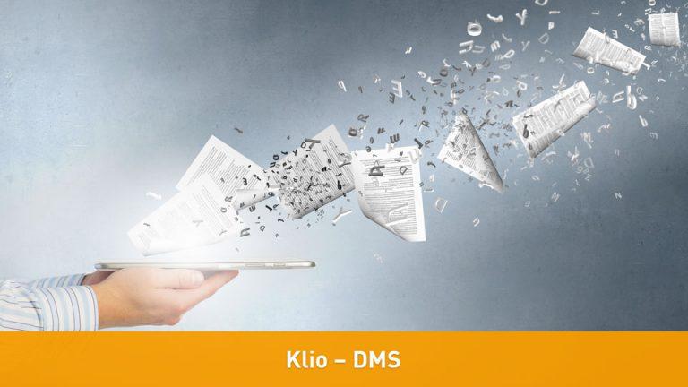 Klio - DMS
