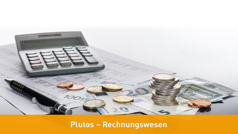 Plutos - Rechnungswesen