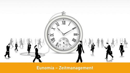 Eunomia Zeitmanagement und Zeiterfassung