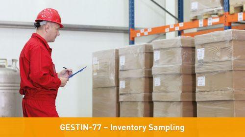 GESTIN-77 – Inventory Sampling